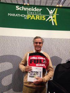 Corriendo en París…